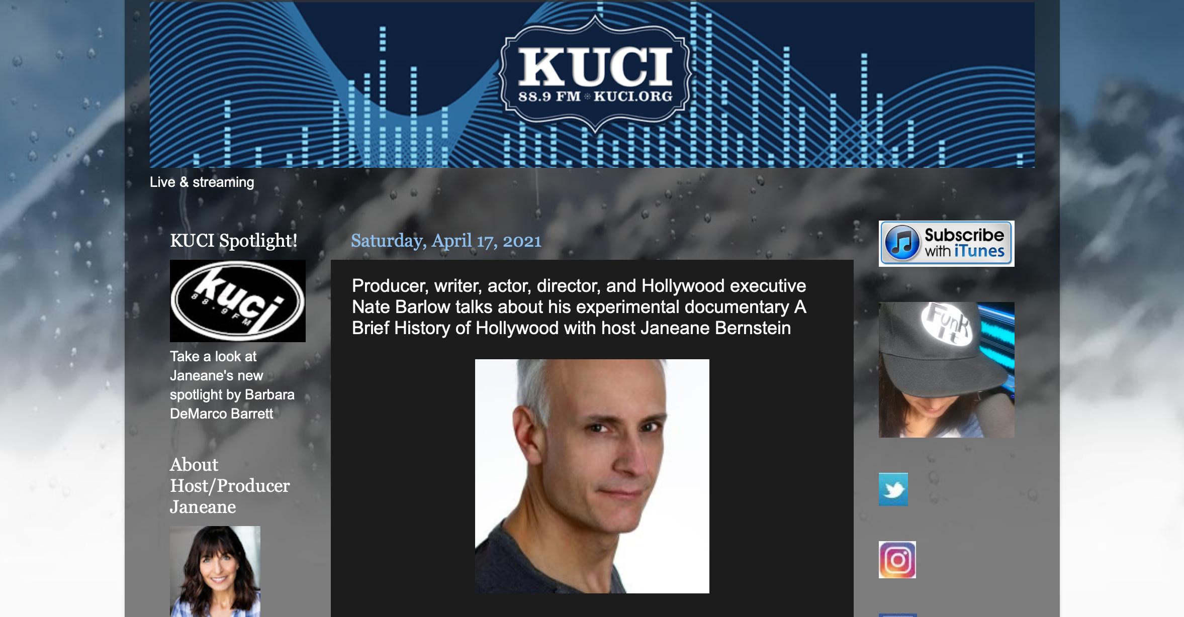 KUCI Screenshot